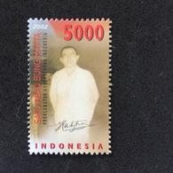 INDONESIA 2002. BING HATTA. MNH. C3701A - Sin Clasificación