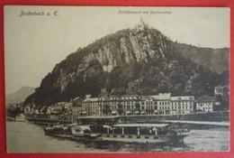 DONAU DAMPFER KARLSBAD - BODENBACH A.E. - Piroscafi