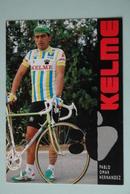 CYCLISME: PABLO OMAR HERNANDEZ - Cyclisme
