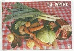 La Potée : Recette Régionale N°1004 éd Du Lys - Cp Vierge - Recettes (cuisine)