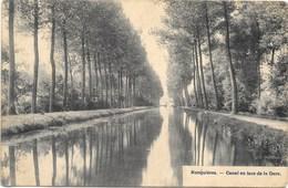 Ronquières NA17: Canal En Face De La Gare 1913 - Braine-le-Comte