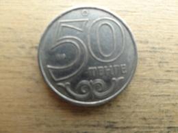 Kazakhstan  50  Tenge  2000  Km 27 - Kazakhstan