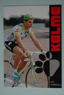 CYCLISME: ARVI TAMMESALU - Cyclisme