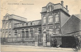 Cras-Avernas NA1: Maison Communale 1922 - Hannut