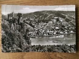 Assmannshausen Am Rhein Mit Burg Rheinstein - Ruedesheim A. Rh.