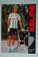 CYCLISME: UMBERTO PARRA - Cyclisme