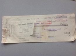 Genève Société Schmid Tresses De Paille Matières Premières Chapeaux 1929 - Suisse