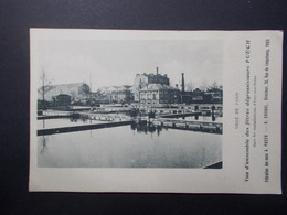 Carte Postale - IVRY SUR SEINE (94) - Filtres Dégrossisseurs Puech De La Ville De Paris  (2617) - Ivry Sur Seine