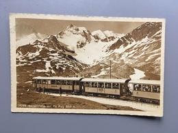 GRAUBUNDEN - Berninabahn - 1912 - Suisse