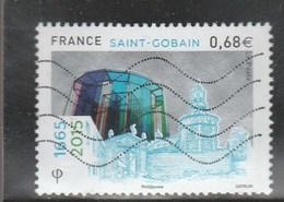 FRANCE 2015 SAINT GOBAIN OBLITERE  YT 4984 - - France