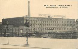Pays Div-ref R663 -allemagne - Berlin - Carte Bon Etat  - - Allemagne