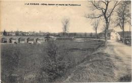 Lacuisine NA5: Hôtel Jacoby Et Route De Florenville 1920 - Florenville