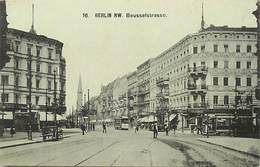 Pays Div-ref R661 -allemagne - Berlin - Carte Bon Etat  - - Allemagne
