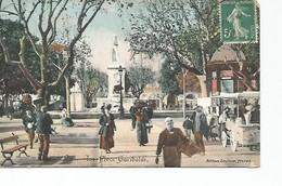 NICE - La Place Garibaldi - Plätze