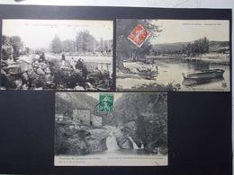 Carte Postale - LAMALOU LES BAINS (34) - Lot De 3 CPA  (2619) - Lamalou Les Bains