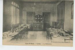 LOCHES - Cours Saint Denis - Le Réfectoire - Loches