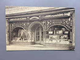 MOL - Privékaart - Van Gompel - Schilder - Art Nouveau - Mol