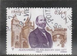FRANCE 2014 ALEXANDRE GLAIS BIZOIN OBLITERE YT 4842   --- - France