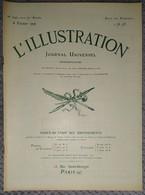 L'Illustration 3962 8 Février 1919 Wilson/Faux Rodin/Louis Barthou/Maroc Tafilalet/Le Comité Des Forges/Roosvelt/Lille - Zeitungen