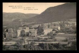 ESPAGNE - ABADIA DE CISTER - NUESTRA SENORA DE HERRERA - VISTA GENERAL - Espagne
