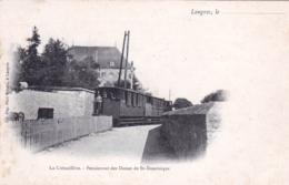 52 - Haute Loire - LANGRES - La Cremaillere - Pensionnat Des Dames De Saint Dominique - Carte Precurseur - Langres