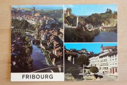 Fribourg Freiburg Schweiz Ansichtskarte - FR Freiburg