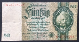 Germany 50 Mark 1933 - [ 3] 1918-1933: Weimarrepubliek