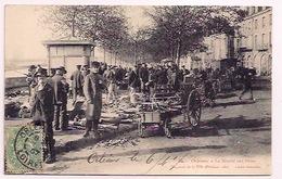 Orléans - Le Marché Aux Puces (20218) - Orleans