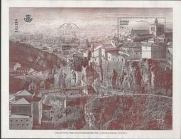 2018-ED. 5268 H.B. Conjuntos Urbanos Patrimonio Humanidad. Cuenca - USADO - - 1931-Hoy: 2ª República - ... Juan Carlos I