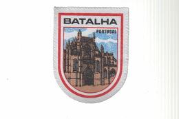 ECUSSON Tissu - BATALHA PORTUGAL - Patches