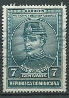 Dominicaine - Yvert N°  289 Oblitéré   -  Po 61503 - Dominicaine (République)