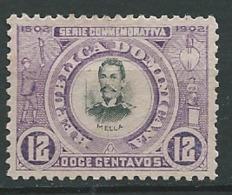 Dominicaine    -  Yvert N°  114 Oblitéré  - Po 61516 - Dominicaine (République)