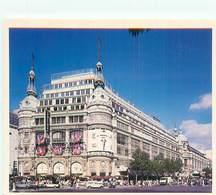 Cpsm -    Paris -    Boulevard Haussemann , Grands Magasins Du Printemps    AH1164 - France