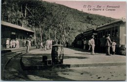 AMERIQUE --  VENEZUELA --  El Zic  - Zac - Ferrocarril - La Guaira A Caracas - Venezuela