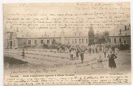 TOURNAI - Ecole D'application Annexée à L'Ecole Normale. Vasseur-Delmée. Vers Tournai 1904. - Tournai