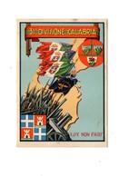 LAB639 - 31° DIVISIONE CALABRIA , Viaggiata 1941 - Reggimenti