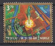 Norwegen  (1997)  Mi.Nr. 1257  Gest. / Used  (1ah16) - Gebraucht