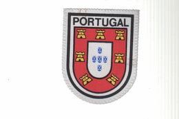 ECUSSON Tissu - PORTUGAL - Ecussons Tissu