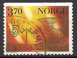 Norwegen  (1997)  Mi.Nr. 1265 X  Gest. / Used  (1ah11) - Gebraucht