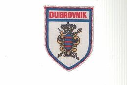 ECUSSON Tissu - DUBROVNIK - Ecussons Tissu