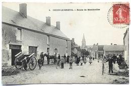 OZOIR-LE-BREUIL   Route E Membrolles - Autres Communes