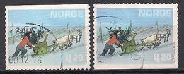 Norwegen  (2000)  Mi.Nr. 1362  Gest. / Used  (1ah12) - Gebraucht
