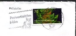 """(1860) Werbestempel """"Philatelie: Postwertzeichen Bilden"""" Auf Brief Vom 5.7.2018, Briefzentrum BZ 70, Eule, Kerze - Post"""