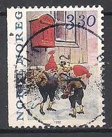 Norwegen  (1992)  Mi.Nr. 1112  Gest. / Used  (1ah15) - Gebraucht