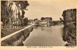 - GURGY (89) - Les Bords De L'Yonne  -18938- - Gurgy