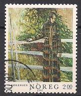 Norwegen  (1982)  Mi.Nr.  868  Gest. / Used  (1ah19) - Norwegen