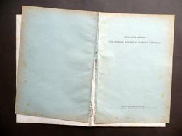 Una Famiglia Riminese Di Patrioti I Brunelli Mengozzi F.lli Lega Faenza 1952 - Vecchi Documenti