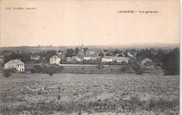 Laurière (87) - Vue Générale - Lauriere