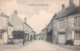 Laurière (87) - Rue De Bénévent - TTBE - Lauriere