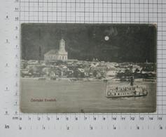 HUNGARY -  ERCSI , River Danube - Vintage POSTCARD - (APAT2-70) - Hungary